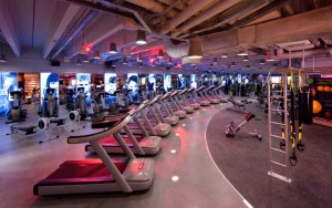 burj al arab fitness center
